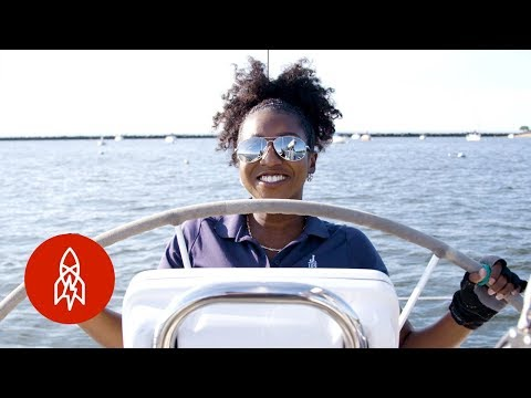 This Woman Sails With a Global Crew