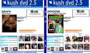 KUSH DVD 2.5 Cover