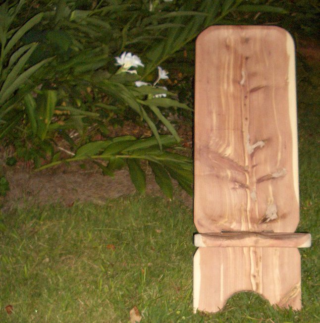 Cedar Chair 1