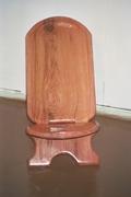 Oak Senufo chair