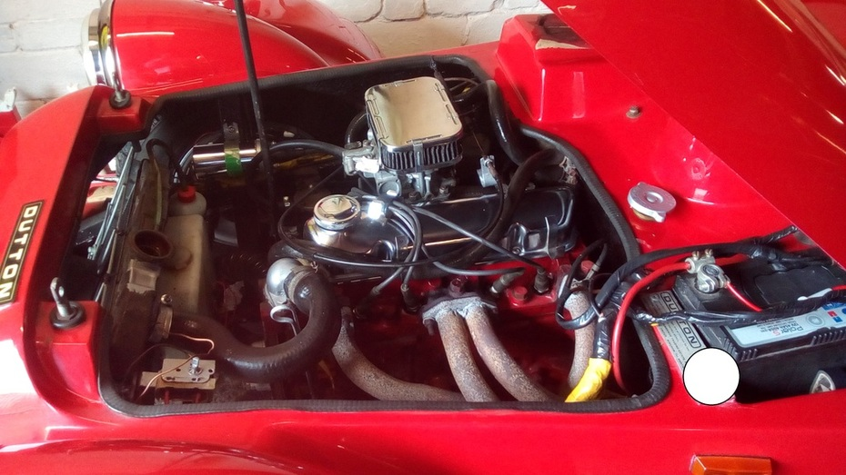 melos engine bay