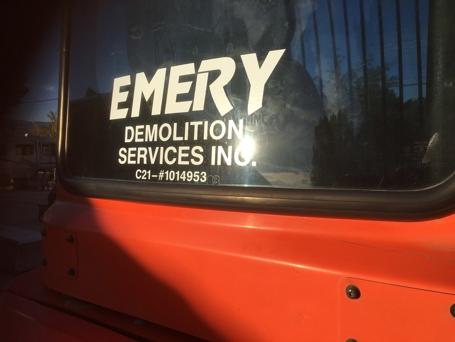 Emery Demolition Services