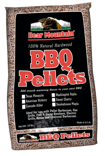 Bear Moutain Pellets