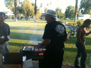 Burgers for Ministry :)