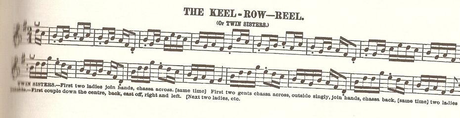 Keel Row Reel