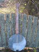 Banjo made by Eric Prust
