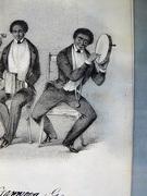 Ethiopian Serenaders tambo
