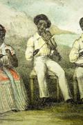 The Harmoneons fiddler