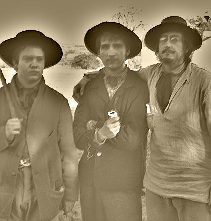Me, Travis, and Duff, Missoura State Guard
