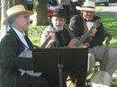 Joe Ayers with VA Serenaders At the Sam Sweeny Memorial Dedication 6/7/10