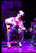 Rhiannon G. in in the minstrel show
