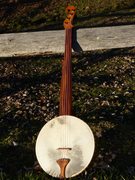 My first Minstrel Banjo Build
