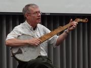 Bell Banjo Earning Its Keep.