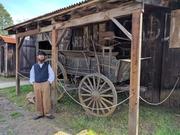 Hall of wagons