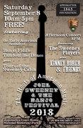 Joel Sweeney & the Banjo Festival 2018