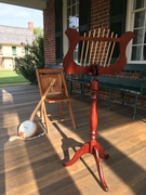 Musical Morning Still life at Clover Hill