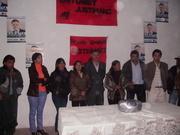 Nueva sede del Frente Grande en Oran