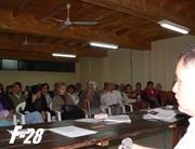 Reunión  con Jubilados en el Centro Argentino