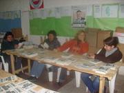 organizando los votos