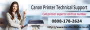 Canon Printer Help Desk Number UK 0808-178-2624 (Toll Free)