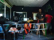 Recording session_VAF Studio_Rodrigues Island