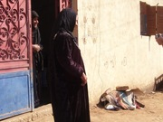 Went to visit some local women in the villages