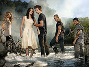 Bella-Edward-Jacob-James and Victoria
