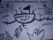 This is Zafrinas boat I drew