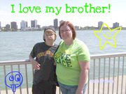 My brother and I :) Detroit MI