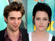 Teen Choice Awards-Robert and Kristen