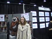Me and Ewok
