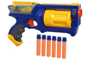 Nerf gun!!! (get ready for war Sarah)
