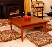 my kotatsu in summer