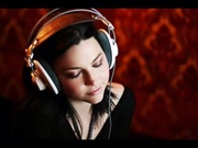 my favorite singer Amy Lee