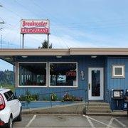 Breakwater Restaurant, Sekiu, WA