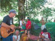 Rob Tobias, Singing Alive