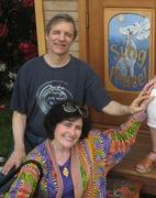 Sharon Abreu & Mike Hurwicz SingPeace!