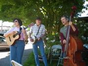 Sharon Abreu, Mike Hurwicz & Rick Aydelotte SingPeace! June 2011
