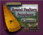 2nd Annual Bowed Psaltery Symphony