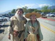 Gregg & Jean renfair