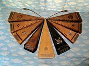 Psaltery Butterfly 1