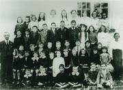 MaryandSusanO'Hagan -1924 Gelvin School class
