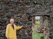 Old chapel ruins