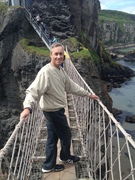Dave at Carrick a Rede