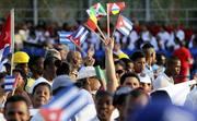 Cuba abre sus puertas a sus amigos...