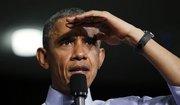 Obama sin dinero...