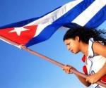 Aniverario 54 de la Federacion de Mujeres Cubanasa en el aniversario 54