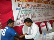 Free Medical Camp by Community Care of Pakistan (CCP)