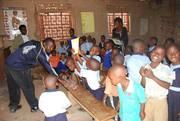 Tries of campbell orphan children center uganda