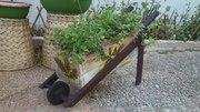 Καροτσάκι κήπου